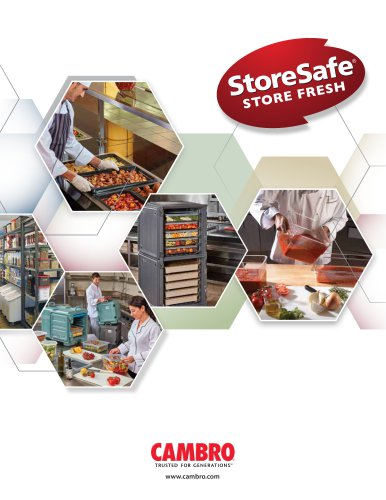 Store Safe Brochure