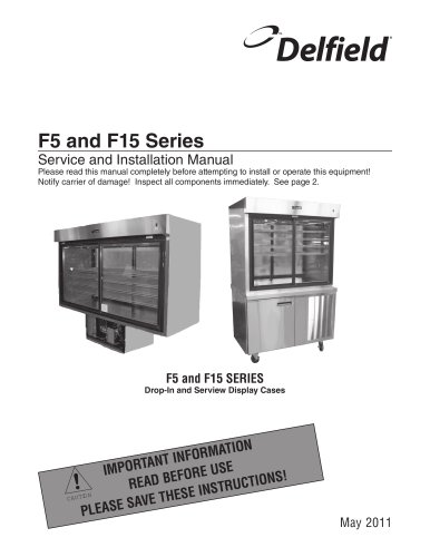 F5 and F15 Series
