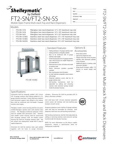 FT2-SN Shelleymatic