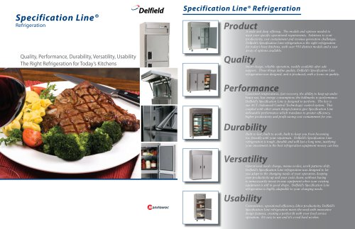 Specification Line®