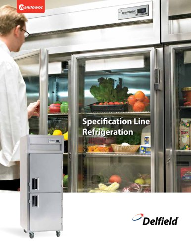 Specification Line Refrigeration