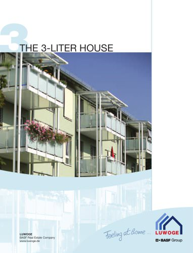 BASF 3-Liter House