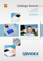 Catálogo General 2014-2015