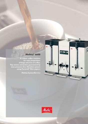 Melitta® 6600
