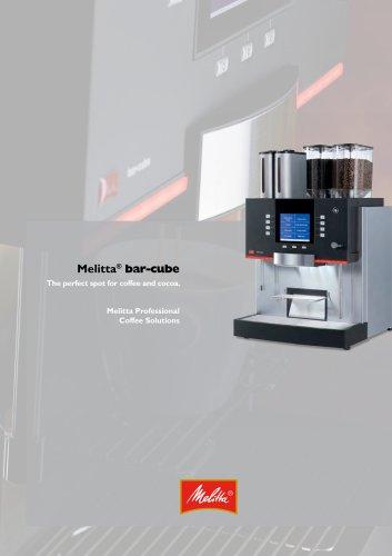 Melitta® bar-cube