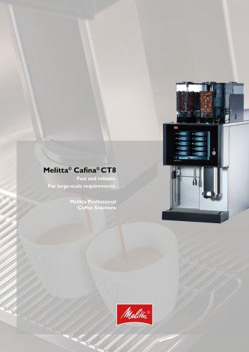 Melitta® Cafina® CT8