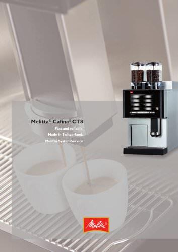 Melitta Cafina CT8 INT