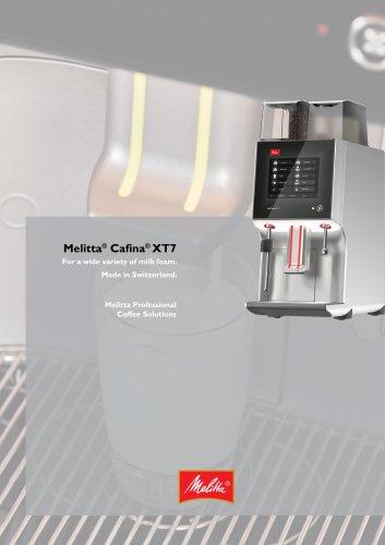 Melitta® Cafina® XT7