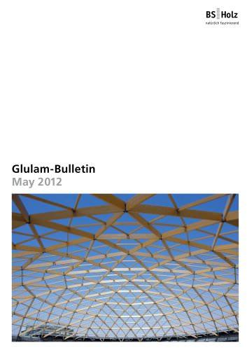 Glulam Bulletin 2012