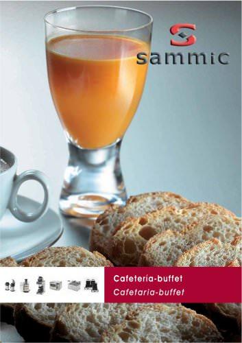 Cafetería-buffet