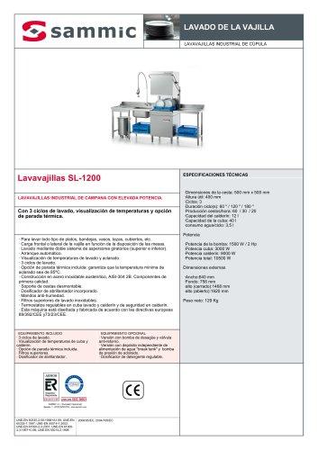 Lavavajillas SL-1200