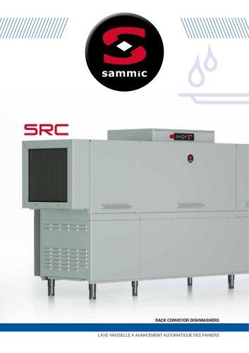 SRC rack conveyor diswasher