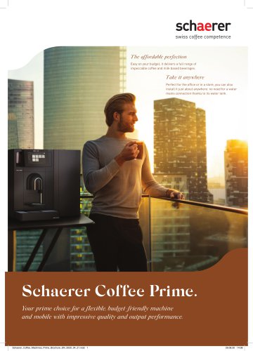 Schaerer Coffee Prime