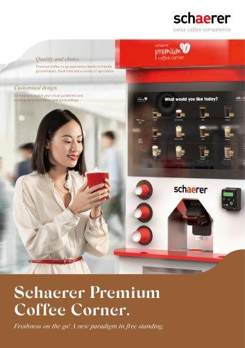 Scherer premium coffee corner