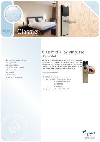 Classic Product Sheet