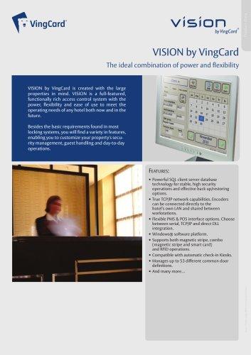 VISION Datasheet