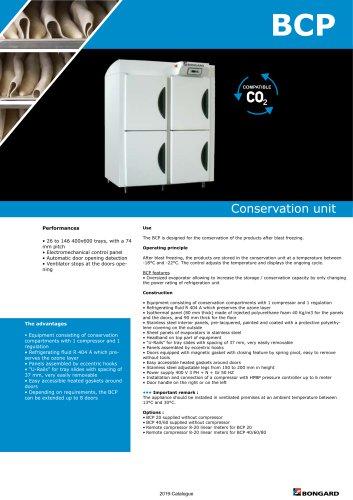 BCP Conservation unit