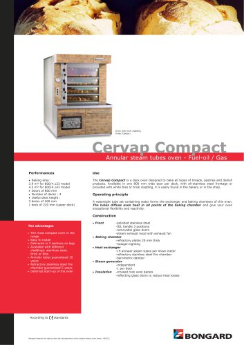 Cervap Compact
