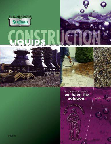 liquid construction