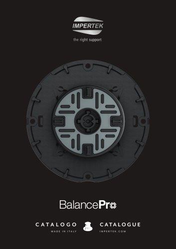 Catalogo Balance Pro EN