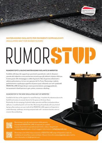 Flyer RumorStop - DeckoFix