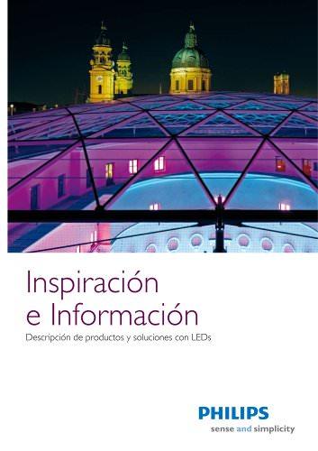 Catálogo LEDs: Inspiración e Información
