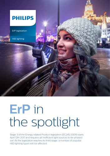 ErP in the Spotlight