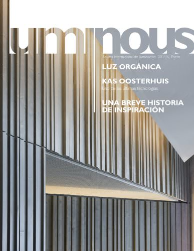 Luminous: Revista Internacional de Luminotecnia Nº6