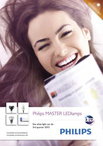 MASTER LEDlamps
