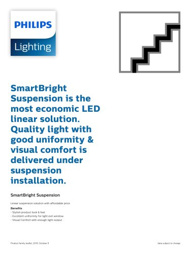 SmartBright Suspension