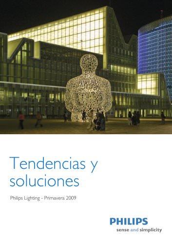 Tendencias y Soluciones Primavera 2009