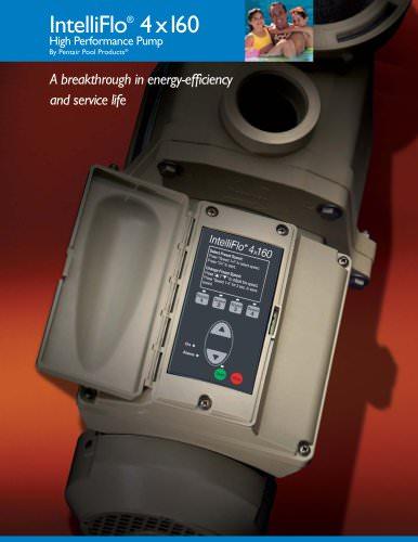 IntelliFlo® 4x160 High Performance Pump