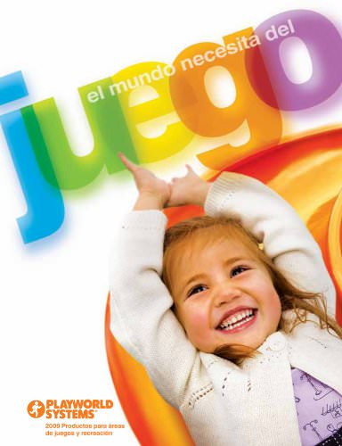 2009 Playworld Systems Spanish Catalog