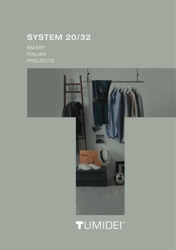 catalogue armadio system