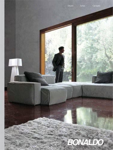 Catalogue of sofas