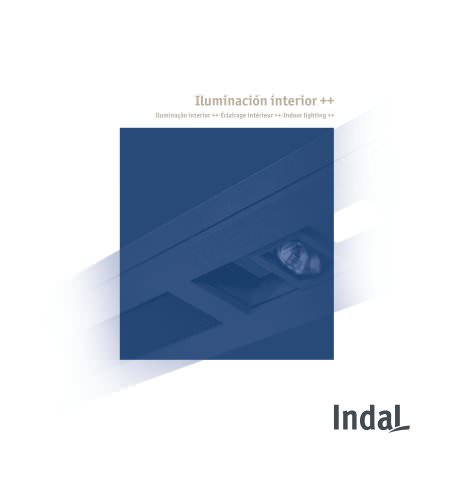 Catalogue Eclairage Intérieur++ 2008