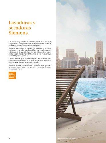 Catalogo Lavadoras 2014