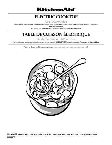 ELECTRICCOOKTOP