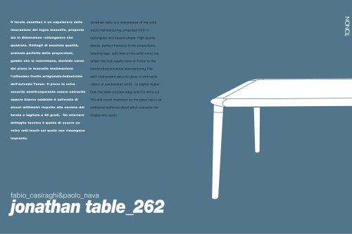 jonathan table