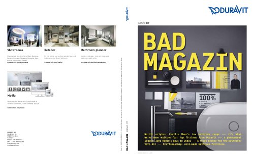 BAD MAGAZIN