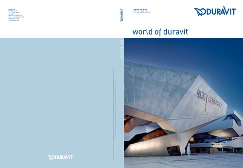 World of Duravit