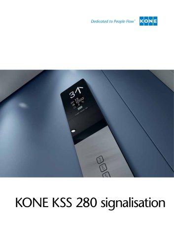 kone kss 280 signalisation