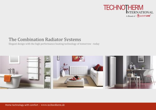 Electric Combination Heater