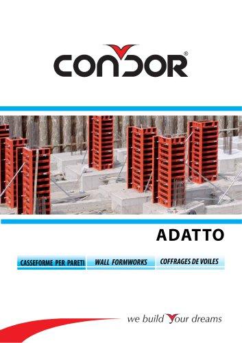 Adatto Formwork