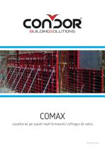 COMAX wall formworks
