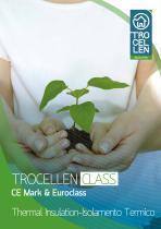 TROCELLEN CLASS - CE Mark & Euroclass - Thermal Insulation