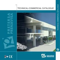 TECHNICAL-COMMERCIAL CATALOGUE