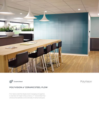 POLYVISION a3 CERAMICSTEEL FLOW