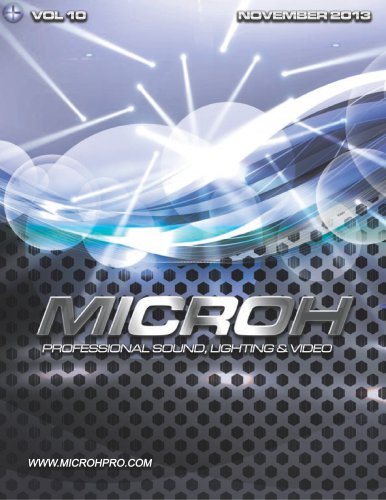 MICROH PROFESSIONAL SOUND, LIGHTING & VIDEO