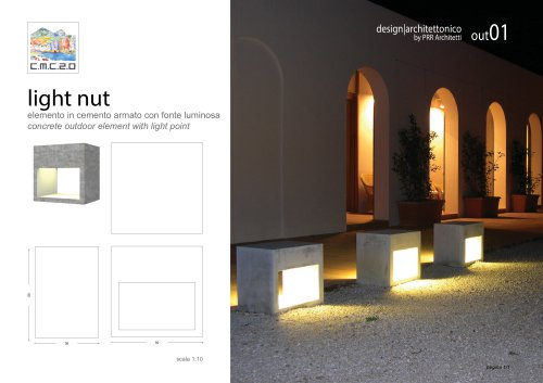 outdoor furniture lights